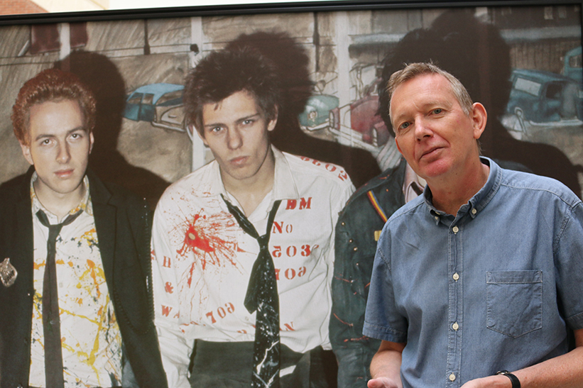 Andy and the clash