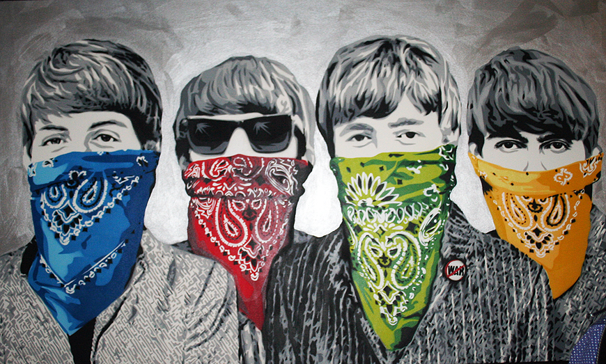bandana beatles