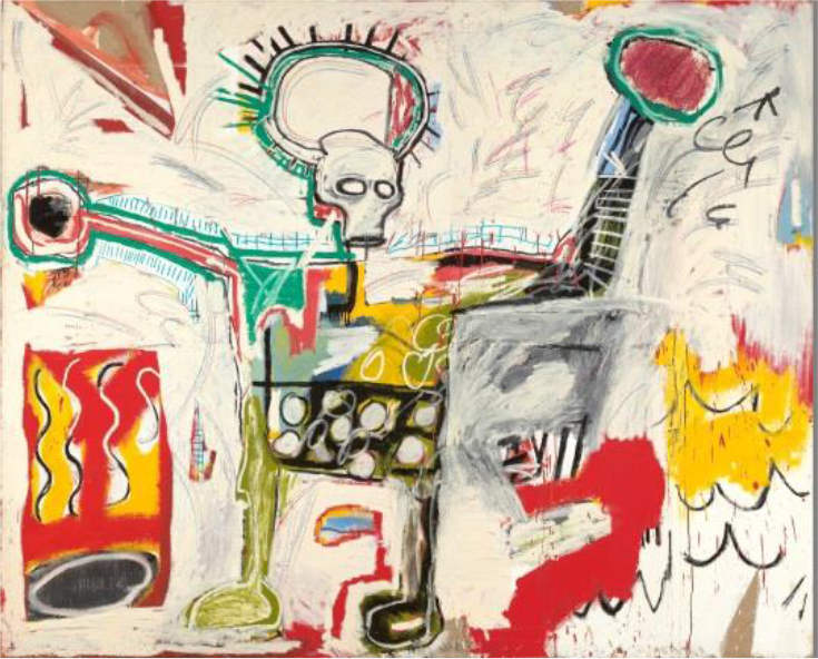 Basquiat Untitled